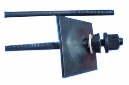 无纵肋(左旋)锚杆